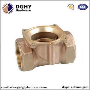 Professional Water Pump Aluminum Brass Steel Die Casting Parts