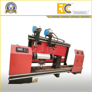 Semi-Automatic Round Welding Machine for Cylindrical Work-Piece pictures & photos
