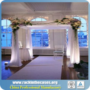 New Product Aluminum Pipe and Drape Kits for Wedding Backdrop Decoration (RK-TDS814) pictures & photos