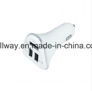 New Hot QC 2.0 3 USB Car Charger for Samsung for iPhone pictures & photos