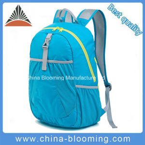 Unisex Outdoor Hiking Camping Travel Sports Shoulder Foldable Backpack pictures & photos
