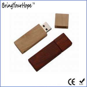 Wood Material Mini USB Drive Stick (XH-USB-024) pictures & photos