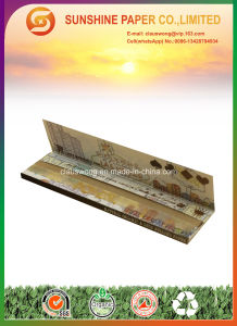 12.5GSM Brown Color Rolling Paper with King Slim Size pictures & photos