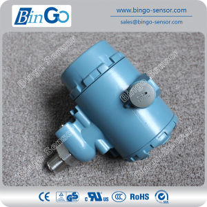 High Quality Digital Pressure Transmitter with LCD Display pictures & photos