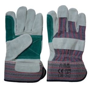 Double Palm Cut Resistant Worke Glove pictures & photos
