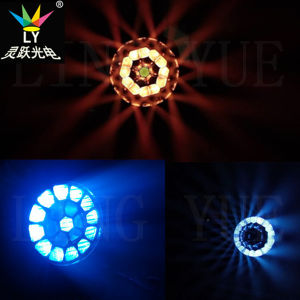 DJ Disco Big Eye 19X12W LED Moving Head with Zoom pictures & photos