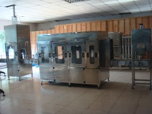 3000-5000bph Water Filling Machine pictures & photos