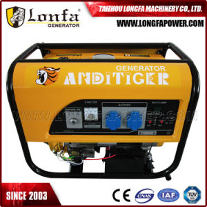 2kVA 1.5kw Type Gasoline Portable Generator Set for Standby Application pictures & photos