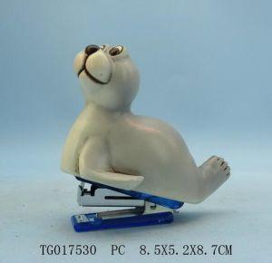Good Price Custom Resin Sea-lion Stitcher Staple Book Sewer pictures & photos