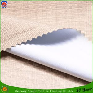 Home Textile Woven Polyester Waterproof Fr Blackout Window Curtain Fabric pictures & photos