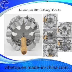 Manufacturer Export Euro Kitchen Tool Aluminum Alloy DIY Cutting Donuts pictures & photos