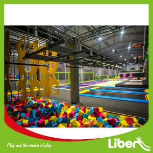 Ce Approved Indoor Trampoline Park pictures & photos