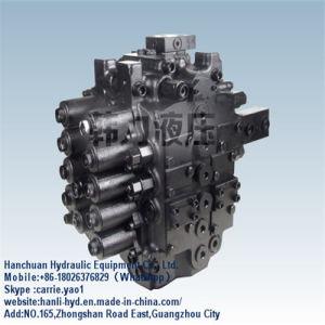 (AV170) Korea Paker Hydraulic Diesel Control Valve for Komatsu Excavator