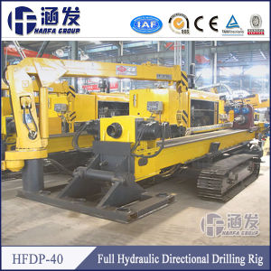 Hfdp-40 Horizontal Directional Drilling Rig pictures & photos