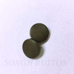 Nylon Material Cap for Spring Snap Button pictures & photos
