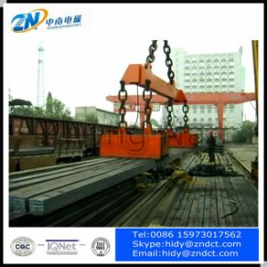Steel Materials Recycling Lifting Magnet Suiting for Excavator pictures & photos