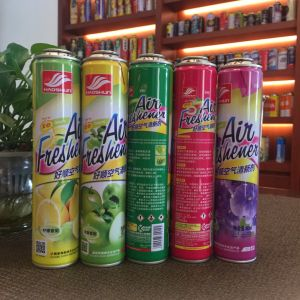 Aerosol Cans for Air Freshener