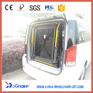 Xinder Tech Wheelchair Lift, Hydraulic Lifter for Van (WL-D-880) pictures & photos