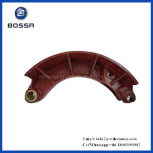 Premium Non-Asbestos Heavy Truck&Bus Brake Shoes 4515 pictures & photos