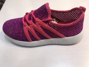 Weave Fabric Casual Shoe Lace Hot Sale pictures & photos