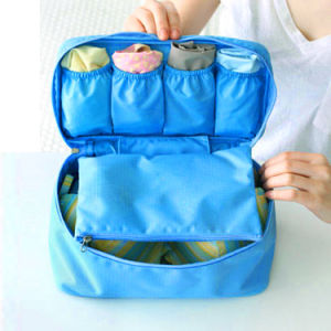 Toiletry Portable Cosmetic Pouch Wash Bag pictures & photos