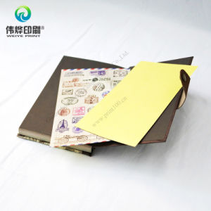 Luxury Paper Printing DIY Notebook Diary Album (with sticker) pictures & photos