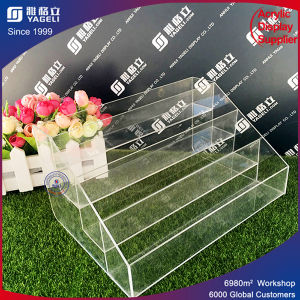 High Transparent Acrylic Nail Polish Organizer Acrylic Nail pictures & photos