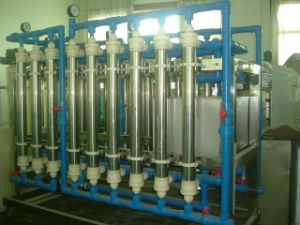 Hollow-Fiber Ultra Filter for Industrial Drinking Water pictures & photos