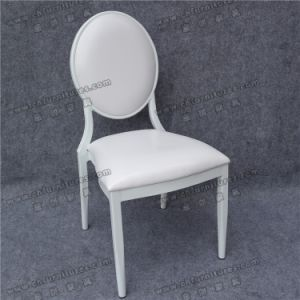 Foshan Silver Aluminum Louis Dining Chair for Banquet and Hotel (YC-D86) pictures & photos