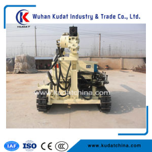 Track Type High Air-Pressure DTH Blast Driller (KDQ-Z110Y) pictures & photos