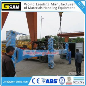 New I Type Semi-Automatic Container Spreader Container Lifting Spreader Manufacturer with ISO, Ce Standard pictures & photos