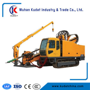 Hydraulic Directional Drilling Rig, Non Excavation Drilling Machine (KPD-60) pictures & photos
