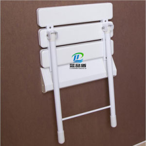 Safety Folded Wall Mounted Bathroom Seat Handicap Shower Chair