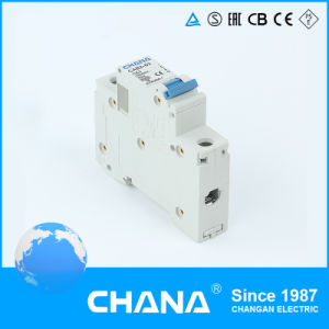 6ka Breaking Capacity Plug-in Type Mini Circuit Breaker with IEC60898-1 Approval pictures & photos