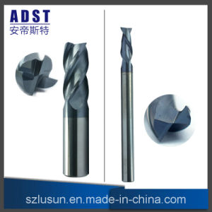 High Quality Tungsten Steel End Mill Cutting Tool Carbide Milling Cutter pictures & photos