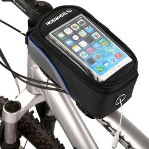 Bicycle Accessories Bicycle Seat Frame Bag pictures & photos