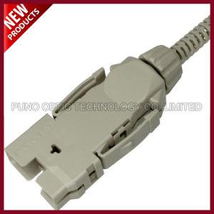 Fiber Optic Multimode OM2 Duplex AMP FDDI Connector pictures & photos