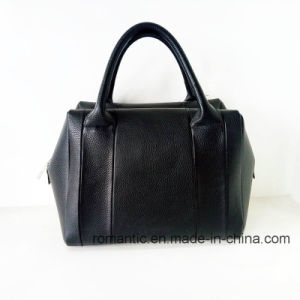 Trendy Fashion Designer Lady PU Boston Handbags (NMDK-052203)