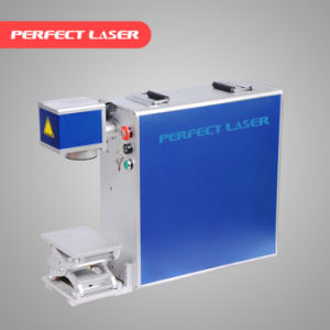 Portable Fiber Lasermarking Machine for Sale pictures & photos
