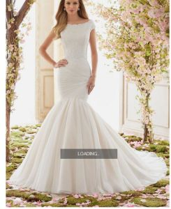 2017 off Shoulder Ball Gown Bridal Wedding Dress Ctd6842 pictures & photos