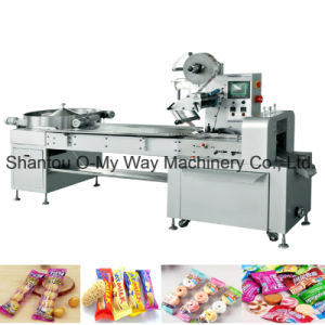 Automatic Pillow Type Flow Packing Machine pictures & photos