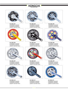 Bicycle Parts Chainwheel&Crank Good Quality pictures & photos