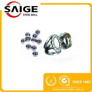 Impact Test Good Anticorrosive Bearing Metal Ball pictures & photos