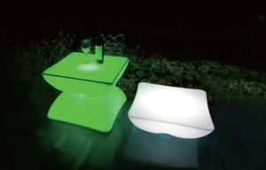 Plastic Decorative Waterproof LED Table (G017S) pictures & photos