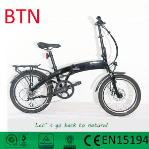 36V250W New Electric Folding Mini 20inch Bike for Sale pictures & photos