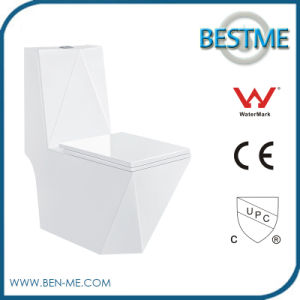 Chinese Toilet Bowl Western Style Bathroom Portable Toilet (BC-1023A) pictures & photos