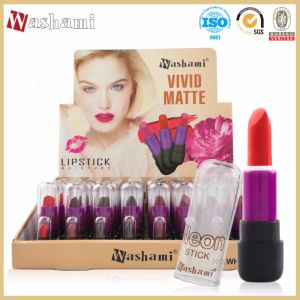 Washami Fashion Color Makeup Cosmetic Lip Stick Wholesale pictures & photos