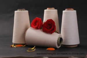 70% Combed Cotton/ 30% Modal Weaving Compacted Yarn 40s pictures & photos