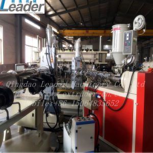 Polycarbonate PC Multiwall Hollow Sheet Extrusion Machine pictures & photos