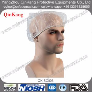 Disposable PE Food Processing Fluid Resistant Cap pictures & photos